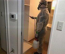 熊本でコロナ消毒&ウイルス対策なら専門業者A.B.G.株式会社のイメージ