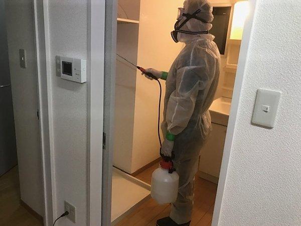 熊本でコロナ消毒&ウイルス対策なら専門業者A.B.G.株式会社の画像